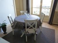 Séjour de l'appartement Acanthe (location à Néris-Les-Bains)